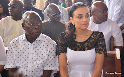 Is Governor Oshiomhole Scared Of Losing His Beautiful New Wife To Younger Men?