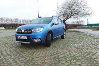 Dacia Sandero Stepway yorumları