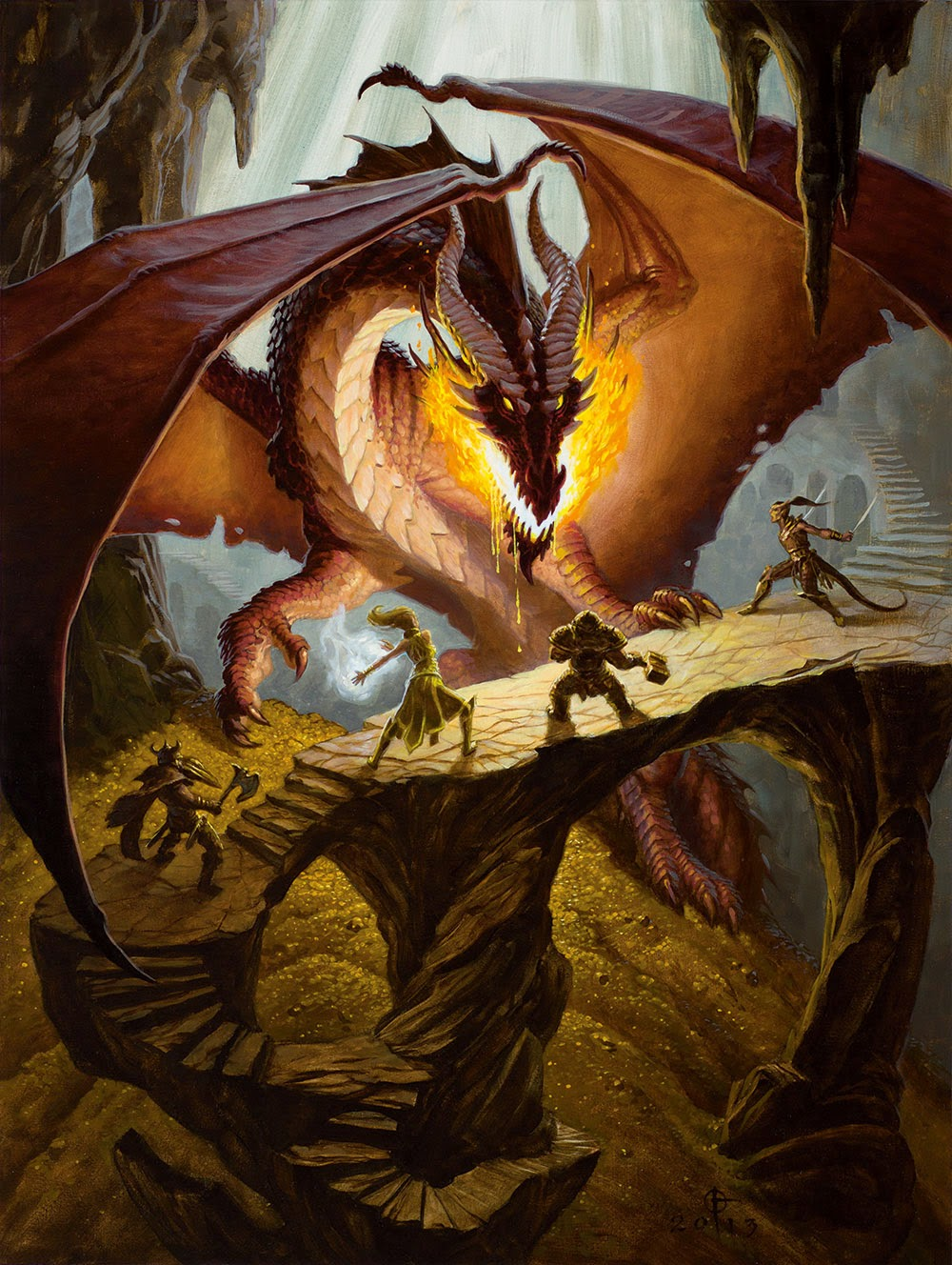 Dnd Red Dragon: Power Score: Dungeons & Dragons 5th Edition