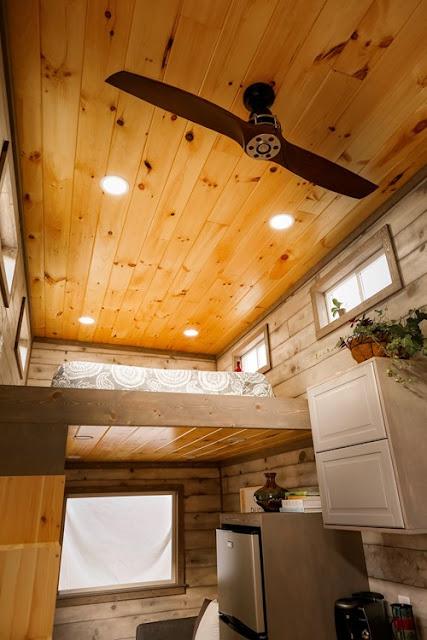TINY HOUSE TOWN Habeo Tiny Home 285 Sq Ft