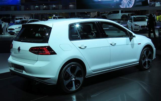 Volkswagen Golf GTI 2017 - Branco
