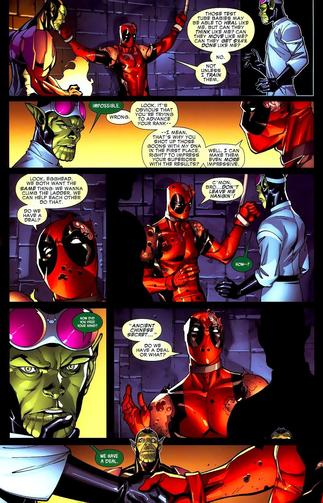 Read online Deadpool (2008) comic -  Issue #2 - 13