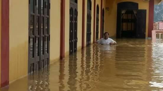 Toàn cảnh lũ lụt tại Ninh Bình và hoạt động cứu trợ tại Thanh Hoá - Ảnh minh hoạ 4