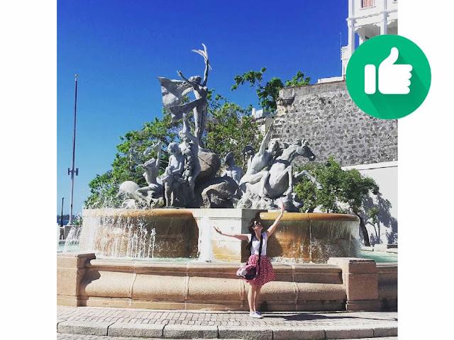 Paseo de la princessa - Puerto Rico