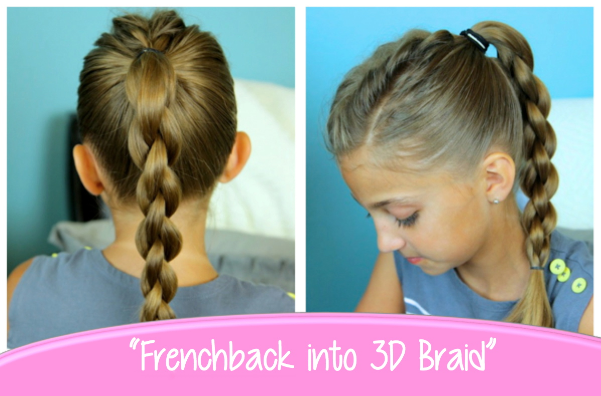 Pleasant Cute And Easy Hairstyles For School Step By Step Carolin Style Short Hairstyles Gunalazisus
