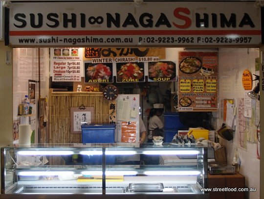B-Kyu: Sushi Nagashima ~ Japanese - Hunter Connection Food