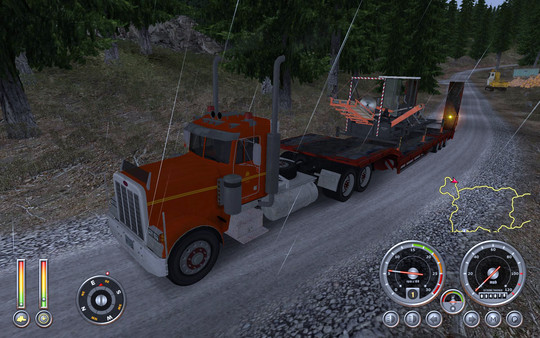 18 Wheels of Steel Extreme Trucker 2 For Free