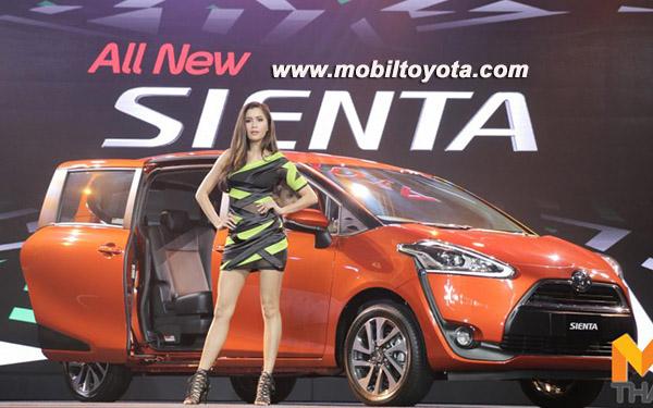 Harga Toyota All New Sienta Termurah