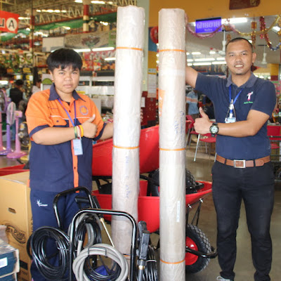 Vapor Moisiture Barrier Rolls Buriram Thailand