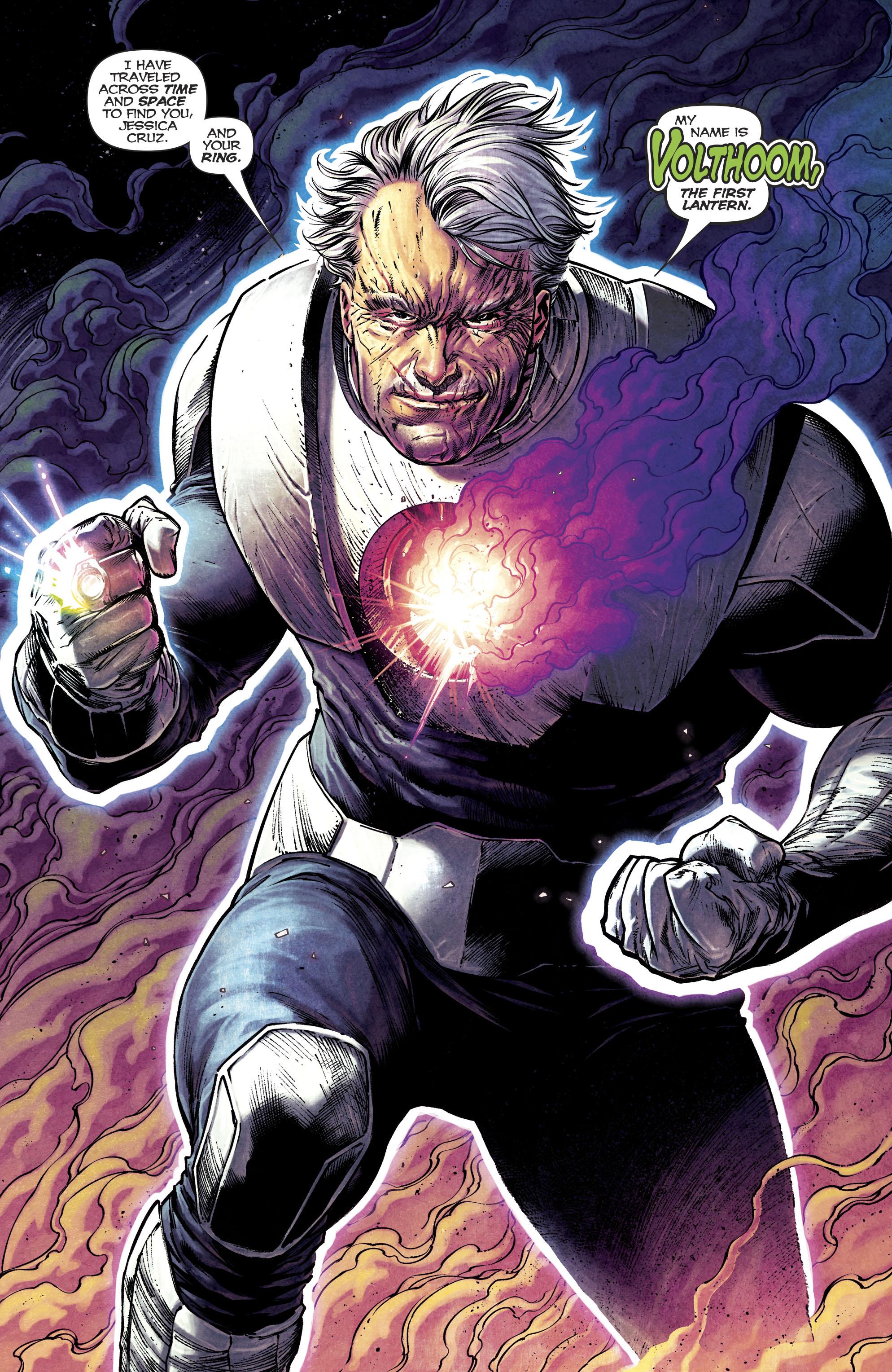 Read online Green Lanterns comic -  Issue #25 - 17