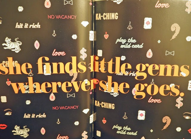 Kate Spade Places to Go Book