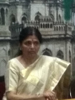 AIR Lucknow PEX Mrs Archana Prasad Retired on 30th September