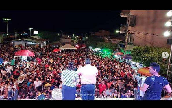 Marcelino Vieira: Prefeitura realiza festa histórica em alusão aos 65 anos de emancipação política.