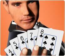 Crupie poker