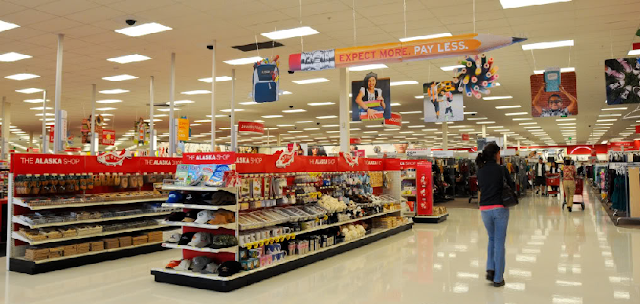 Onde encontrar lojas Target em Miami
