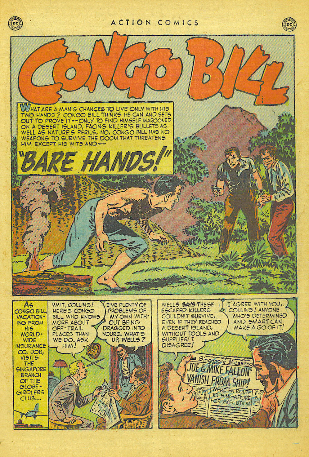 Read online Action Comics (1938) comic -  Issue #150 - 22