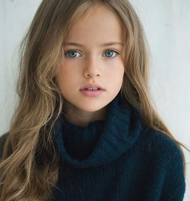 Chao đảo vì dung mạo chưa lớn đã khuynh thành của 3 bé gái đẹp nhất thế giới