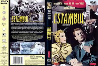 Caratula dvd: Estambul (1943)