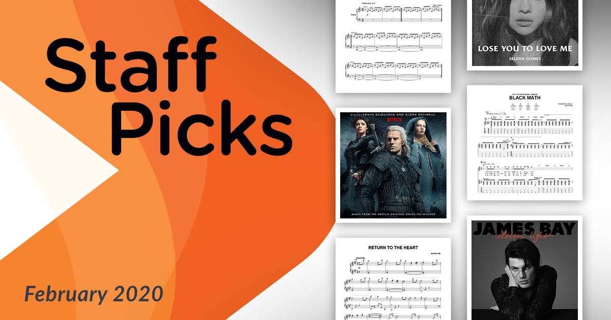 February Staff Picks 2020