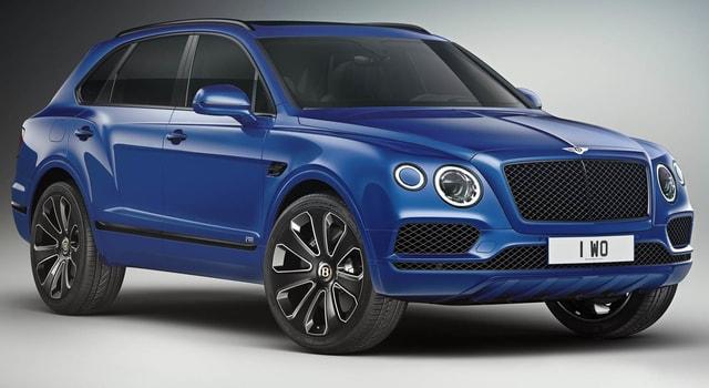 Bentley Bentayga V8 Design 2020 - Contemporary style of classic elegance