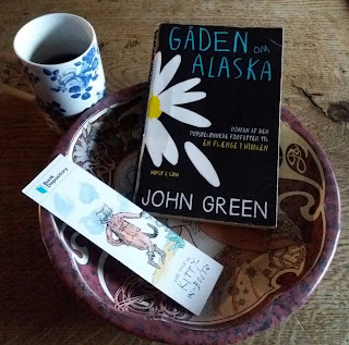 Written by John Green - review - Gåden om Alaska