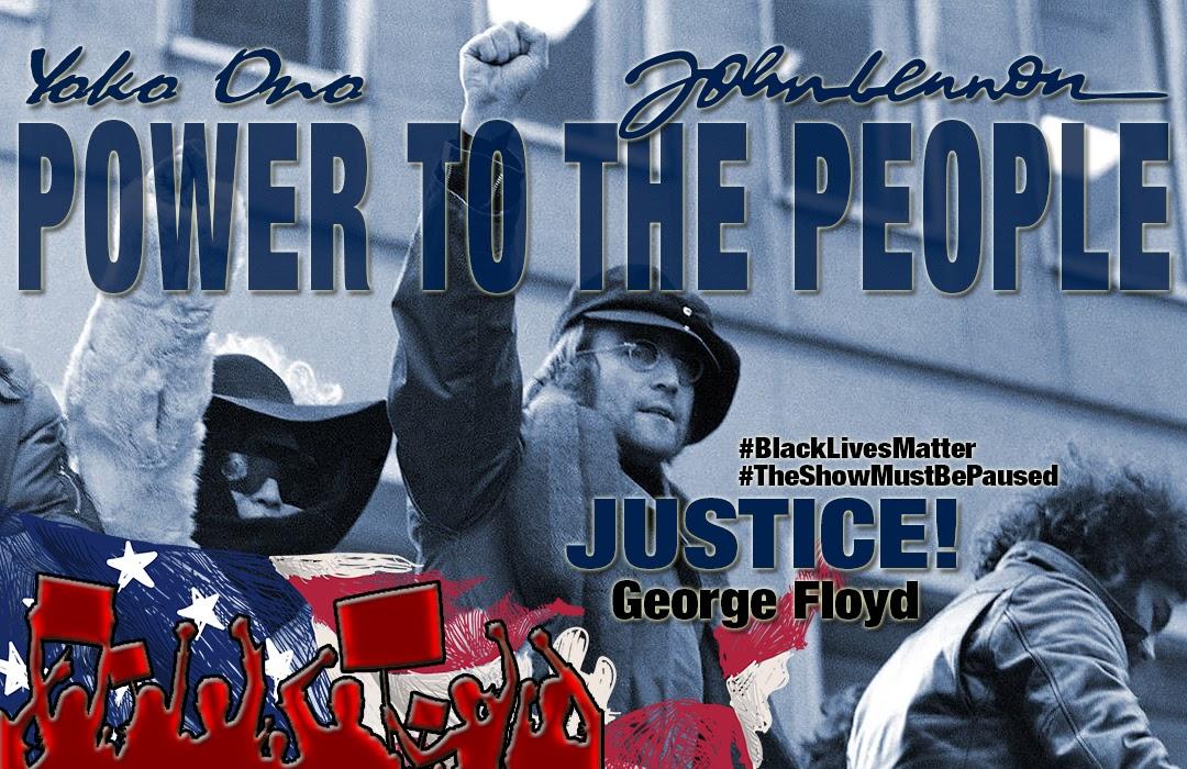Black Lives Matter : Justice for George Floyd