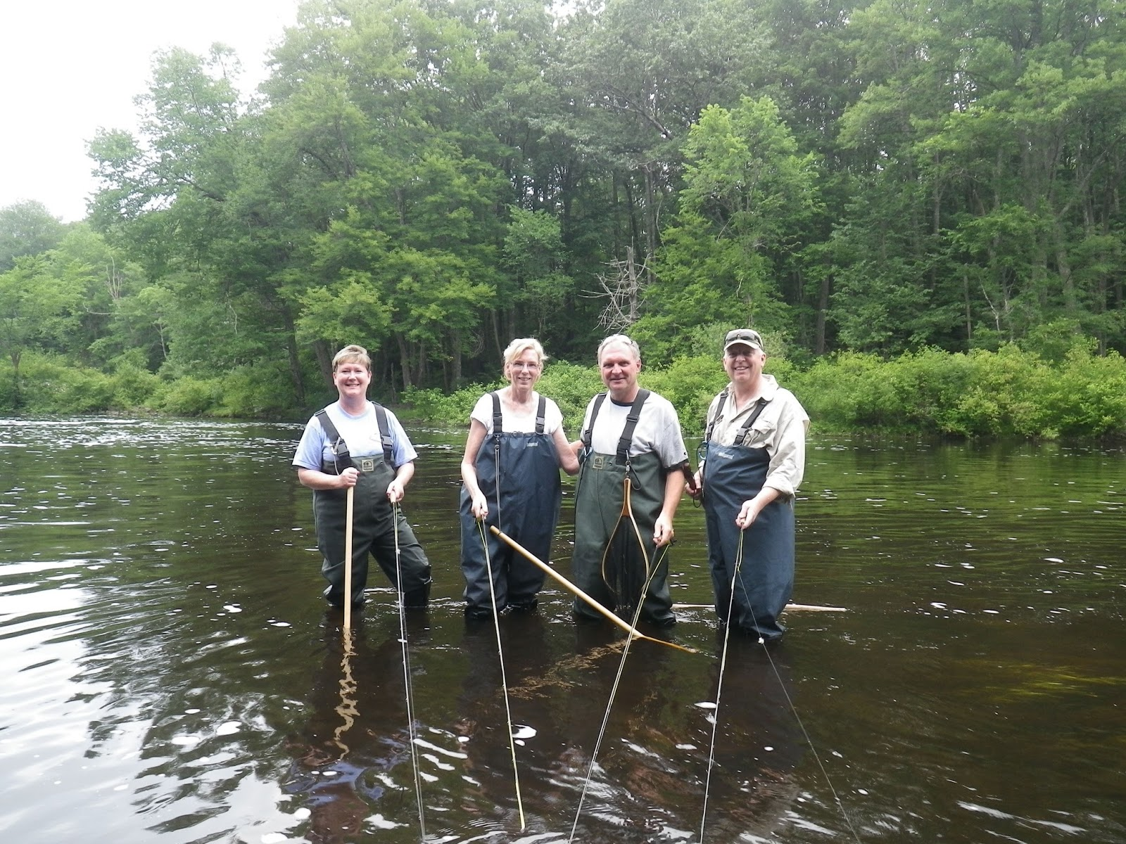 Trout Stocking In Nh 97