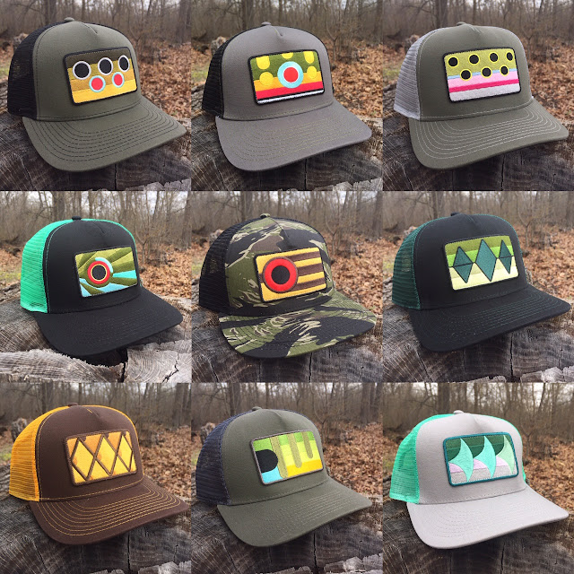 REMEDY PROVISIONS - New Fish Flag Hats in Stock