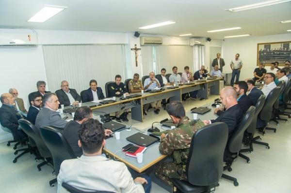 Governo  de Alagoas garante ações para minimizar efeitos da greve de caminhoneiros no Estado