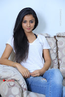 Telugu Actress Mahima Makwana Exclusive Stills in Blue Denim Jeans  0039.JPG