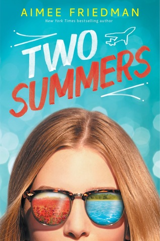 Two Summers book cover