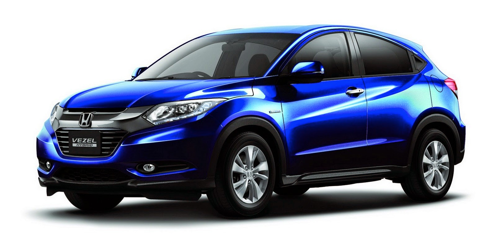 is the new honda hrv 2 door or 4 door autos post. Black Bedroom Furniture Sets. Home Design Ideas