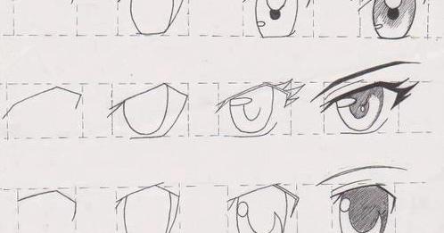 Super Toons Tutorial Passos Para Desenhar 5 Tipos De Olhos