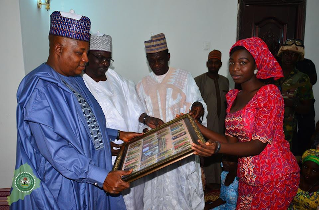 Borno State Governor appoints chairman of Chibok Schoolgirls' Parents Association, Ward Councillor