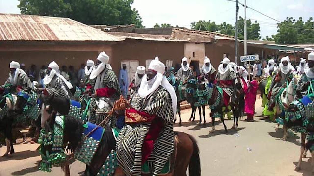 We spent N96 million to buy horses for 6 emirs - Bauchi State Government