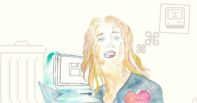 Ilustración Susan Kare