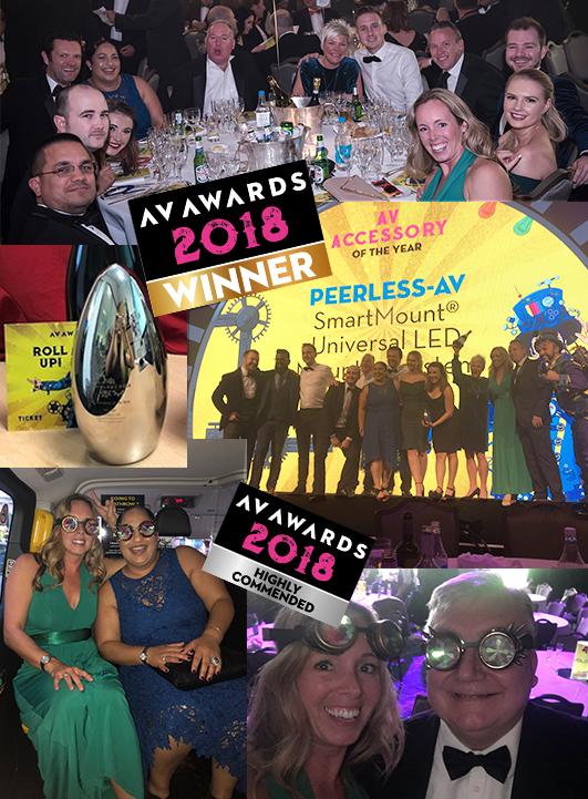 One Month On - AV Awards 2018