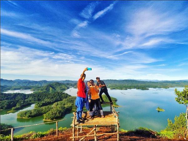 Lokasi foto Ulu Kasok