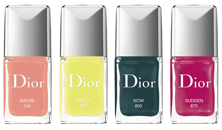 Dior Color Gradation Collection