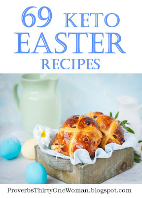 Low Carb, LCHF, Keto Easter Recipes
