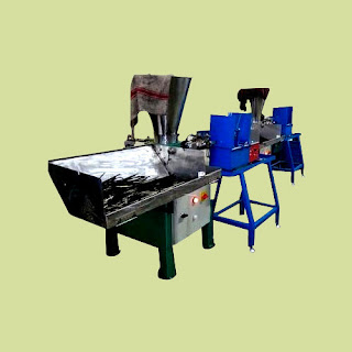 Semi-Automatic Slipper Making Machine 10 Ton