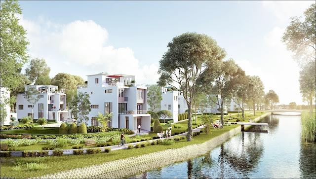 Dự án biệt thự Luscasta Villas Khang Điền Quận 9