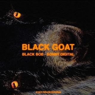 Sonny Digital & Black Boe - The Black Goat - Album Download, Itunes Cover, Official Cover, Album CD Cover Art, Tracklist