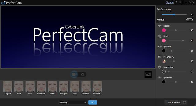 Resultado de imagen para CyberLink PerfectCam Premium 2