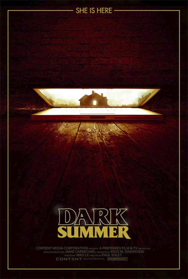 Dark Summer (2015) Hdrip ταινιες online seires oipeirates greek subs
