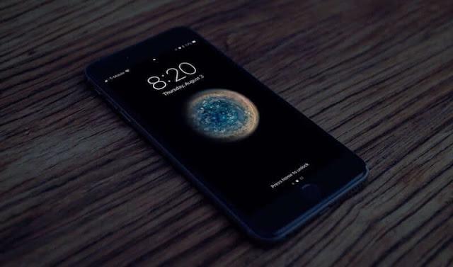 افضل خلفيات ايفون 8 وايفون 8 بلس