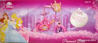 2 Sepeda Anak Disney Princess Pavement Bike 12 Inci