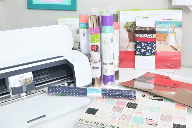 cricut maker cutting materials