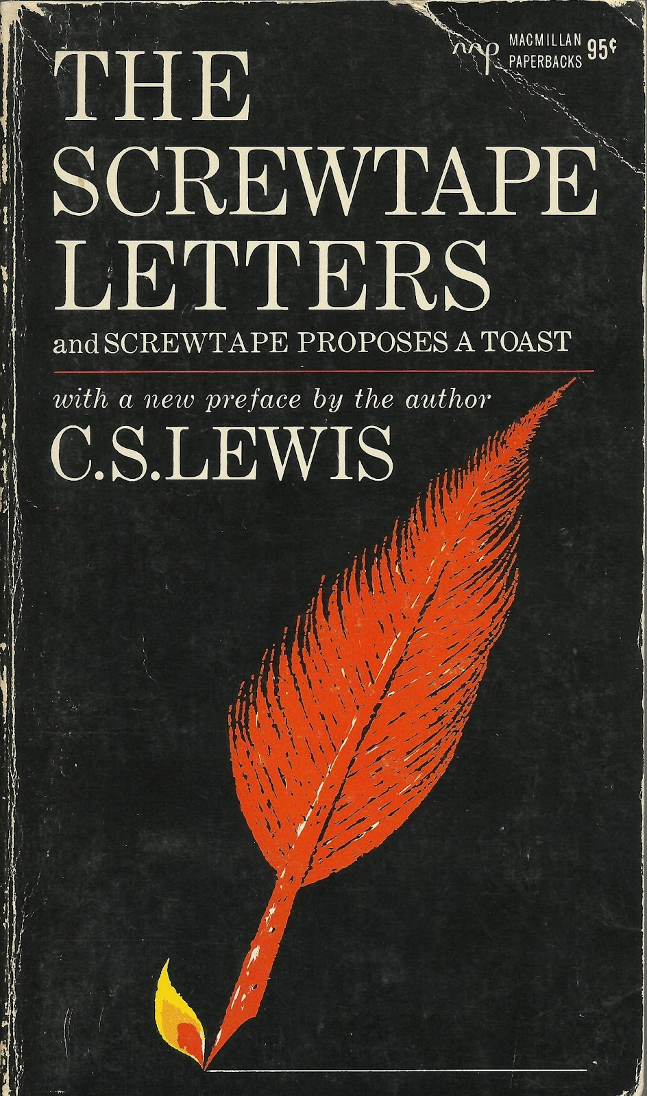 Screwtape Letters Book Diary of a madman: the screwtape letters