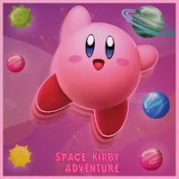 Amazing Kirby Space Adventure: Saving The Stars Mod Apk (Entry Level/ Unlock The Level After Exiting The Level)